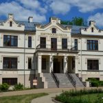 Pałac Tyszkiewiczów w Kretyndze