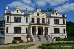 Pałac Tyszkiewiczów w Kretyndze i Połądze