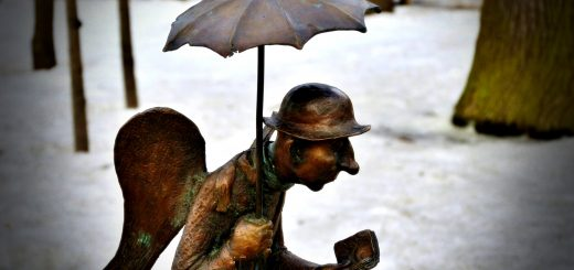 Anioł z Petersburga